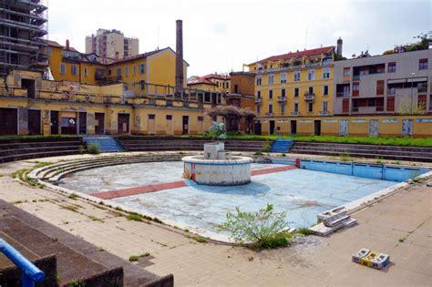 piscine porta romana porta romana la piscina caimi in restauro