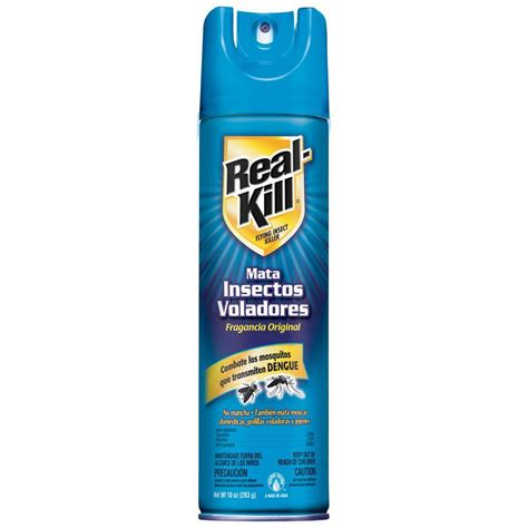 real kill flying insect killer spray 50031 the home depot