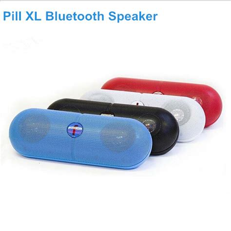 Wifi Portable Xl new wireless pill xl speakers bluetooth portable subwoofer