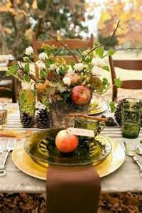 Fall Table Settings 62 Fall Wedding Tablescapes Happywedd