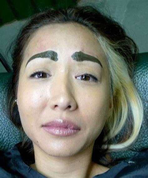 tattoo sourcil quebec les 25 pires sourcils de la plan 232 te et de tout l univers