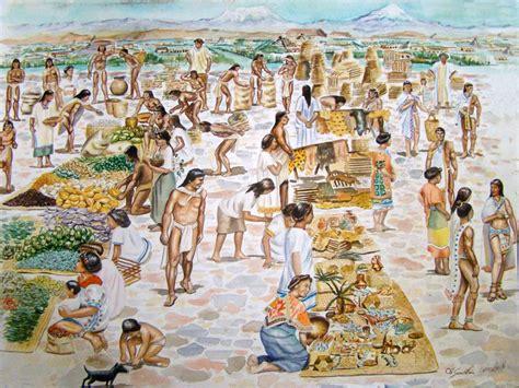 Imagenes Economia Azteca | aztecapedia economia azteca una de las mas