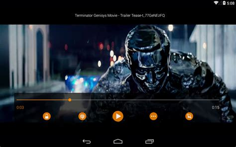 play mov on android vlc for android android apps on play