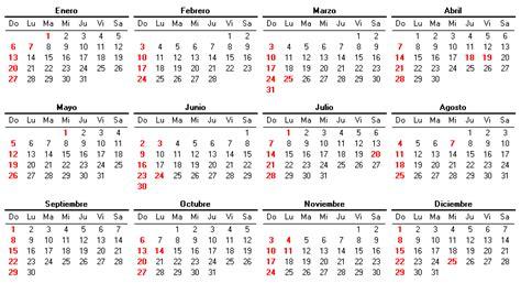 Calendario 2019 Colombia Festivos Calendario 2019 Enlacetotal