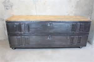 meuble tv bas loft artzein
