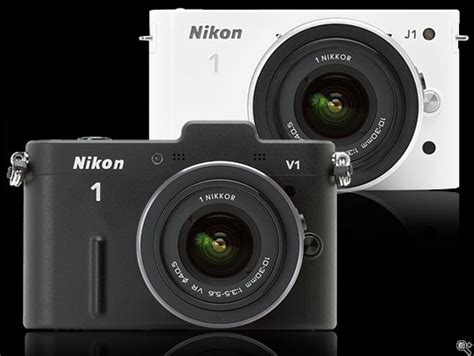 nikon 1 v1 j1 review digital photography review