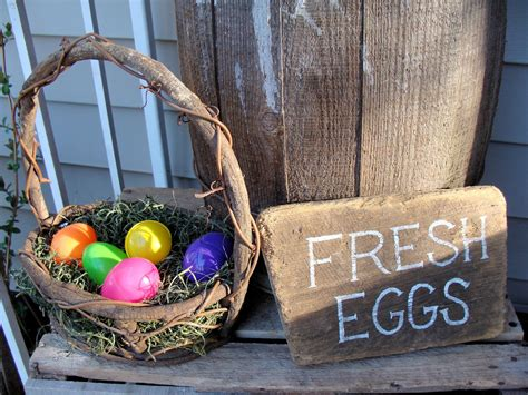 Easter Porch Decor by Dragonfly Sw More Easter Decor