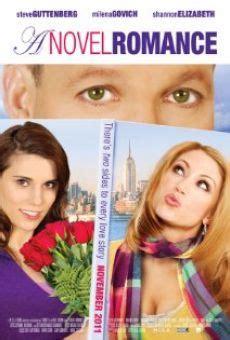 film romance en ligne a novel romance en streaming film complet