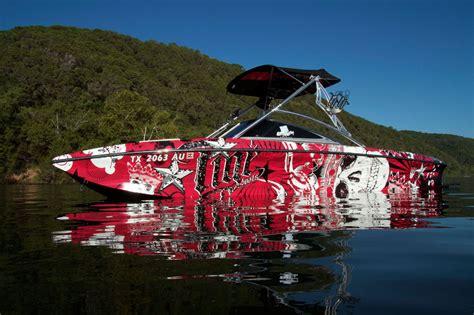 tige boats denver pin tige boat wrap denver on pinterest