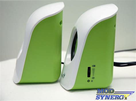 Stereo Usb Speaker Genius Colorful modsynergy review 277 genius sp u115 colorful usb powered stereo speakers review