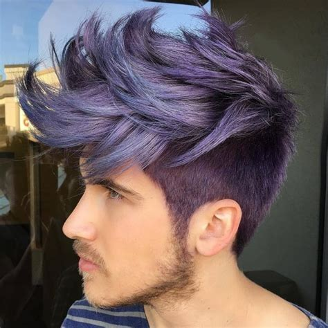 ways to dye hairstyles for men with short hair spiked up hairstyles for men haircuts and hairstyles for