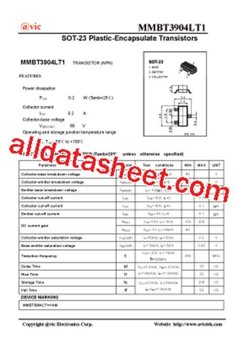 smd transistor l6 datasheet 1am datasheet pdf avic technology