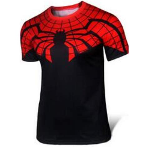 Kaos Baju Tshirt Kaos Spederman kaos black and dewasa superheroku