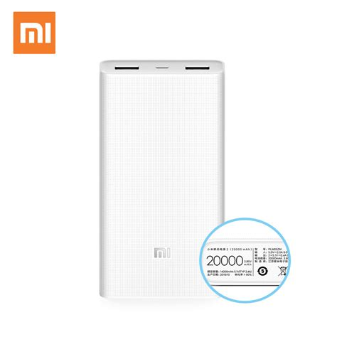 Kipas Angin Portable Powerbank 2 In 1 Portable Lithium Batter T30 xiaomi mi powerbank 2 20000 mah power bank external battery micro usb portable bateria externa