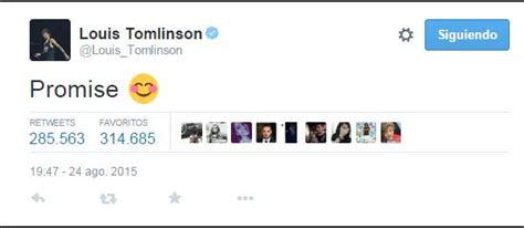 louis tomlinson promise tweet louis tomlinson on twitter quot goodnight twitter tweet