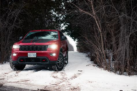 jeep canada 2017 review 2017 jeep grand cherokee trailhawk canadian auto