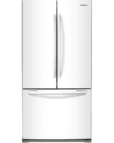 Samsung Door Fridge Not Cooling by Samsung Rf20hfenbww 20 Cu Ft Door Refrigerator W