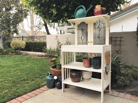 100 different furniture 52 best re purposing ideas repurposed changing table to potting bench diy inspired