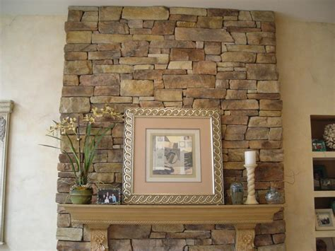 How To Build A Stone Fireplace Surround   Fireplace Designs