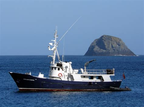 Donat Boat Zebec Lite northern light cruising company wildlife cruises from oban our vessels