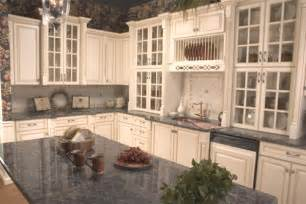 new ideas for kitchen cabinets new white glazed kitchen cabinets ideas kitchenidease