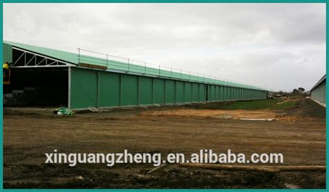 Kandang Acrylic prefab steel structure poultry farm construction buy poultry farm construction poultry farming