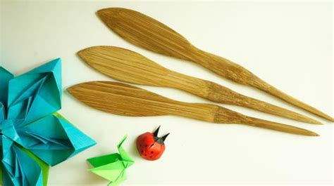 Origami Folding Tool - origami multi use bamboo folding tool for origami enthusiasts