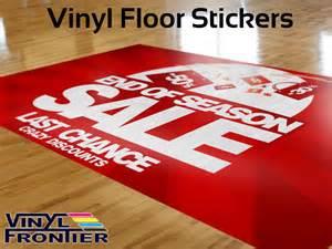 image gallery floor stickers