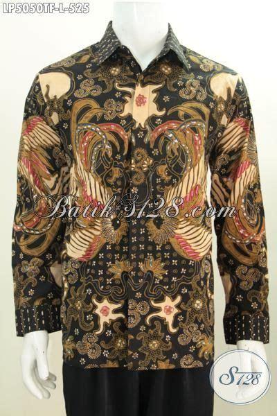 desain baju batik solo toko batik solo jual online baju batik lengan panjang full