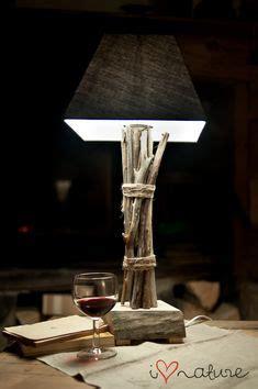 Juniper Wood Furniture From Log. Log Cabin Rustic Lighting