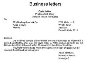 Business Letters Slideshare Business Letters