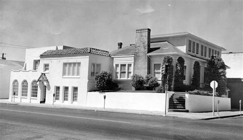 straub s funeral home as pictured in the 1940s wilmer