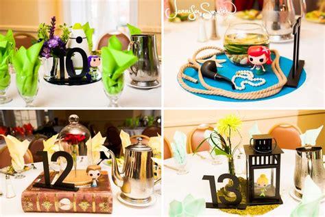 58 best images about disney centerpieces on disney terrarium centerpiece and