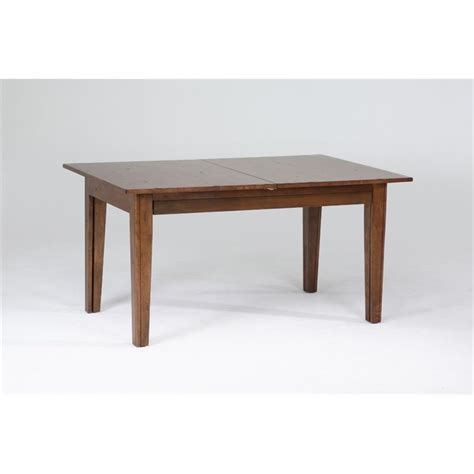 Rustic Extendable Dining Table Buy A America Toluca Extendable Dining Table In Rustic