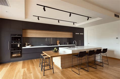 31 black kitchen ideas for the bold modern home freshome com