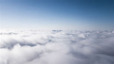 cloud cover drone cloud gold hd photo
