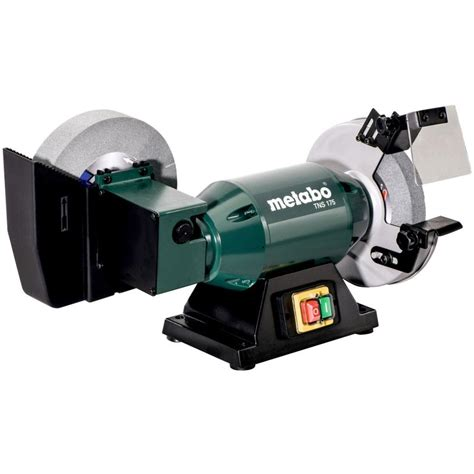 wet bench grinder metabo tns 175 175mm bench grinder wet stone miles