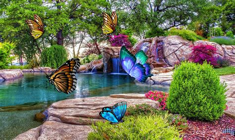 Live Butterfly Wallpaper For Windows 7 by 3d Butterfly Live Wallpaper 1 3 Free