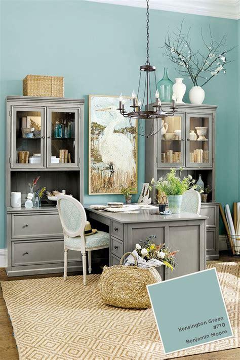 home office colors ideas  pinterest blue home