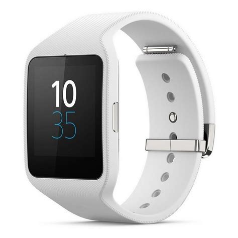 Sony Smart 3 Swr50 sony smartwatch 3 swr50 blanco