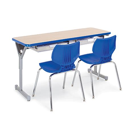 Single Student Desk Flexline Classroom Desks Smith System Classroom Student Desk