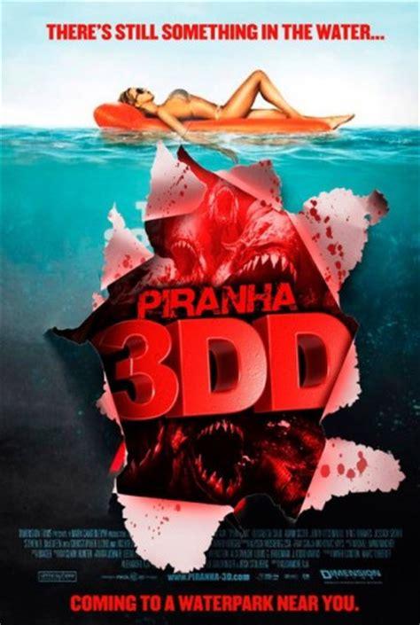 Dvd Piranha 3dd pira 241 a 3dd llegar 225 directamente en dvd pause es