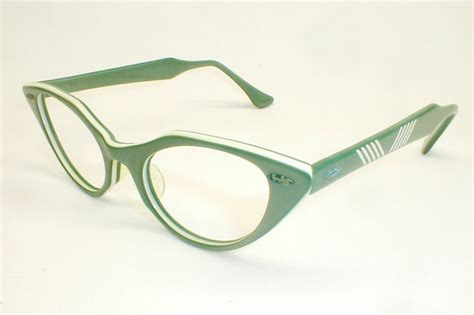 parfiat catseye glasses 50s 60s