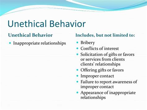 ppt ethics and boundaries powerpoint presentation id 1941820
