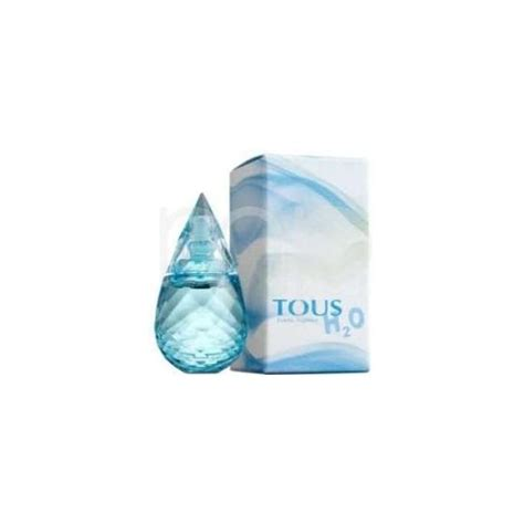 Tous H2o 100ml Edt Spray For foto colgante plata pai pai osos de tous foto 956418