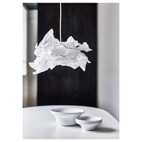 Ikea Pendant Light Shades Krusning Pendant L Shade White 43 Cm Ikea