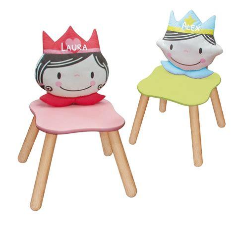 Chaise Enfant Personnalisable chaise enfant personnalis 233 e ideecadeau fr