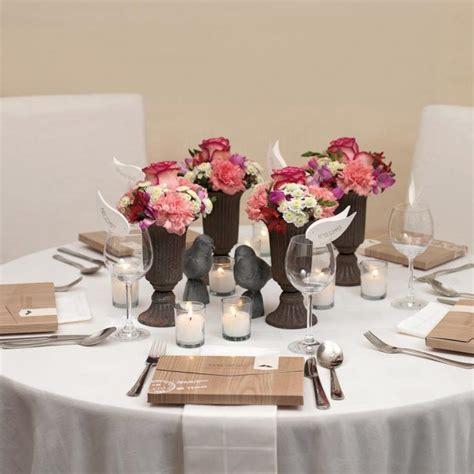 Ideen Tischdekoration Hochzeit by Die Sch 246 Nsten Tischdekorationen F 252 R Eure Hochzeit