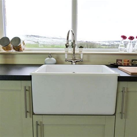 Shaws Kitchen Sinks by Shaws Whitehall Bowl Belfast Kitchen Sink Sinks