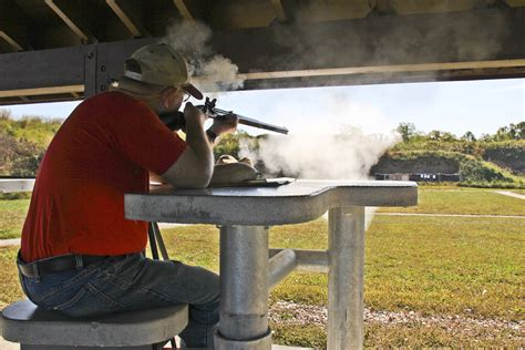 shooting on mdc shooting ranges offer safe places to sight in deer